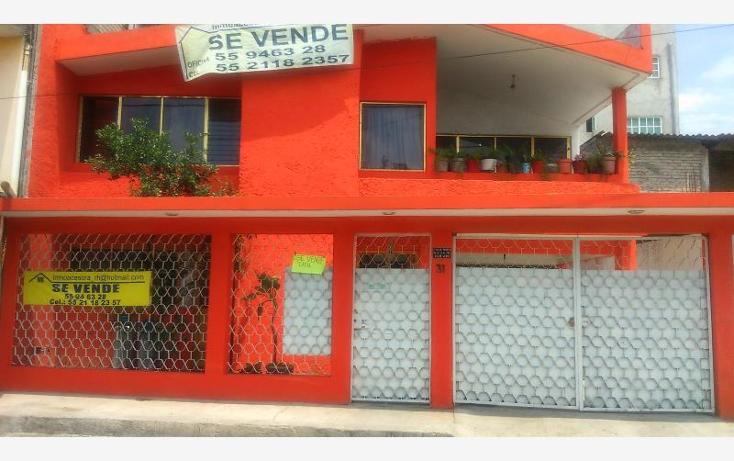 Foto de casa en venta en  , desarrollo urbano quetzalcoatl, iztapalapa, distrito federal, 403191 No. 01