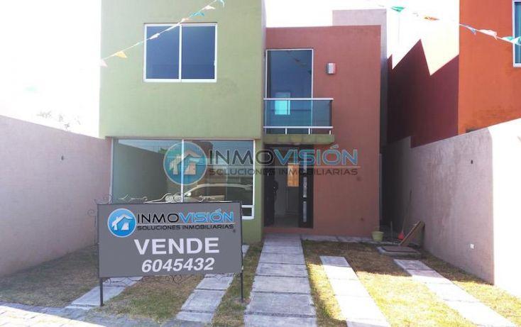 Foto de casa en venta en diagonal 9 oriente 9, santo niño, san andrés cholula, puebla, 2046646 no 01