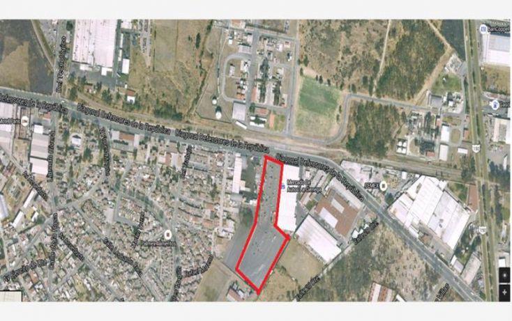 Foto de terreno comercial en venta en diagonal defensores de la republica 1116, rementeria, puebla, puebla, 1907210 no 02