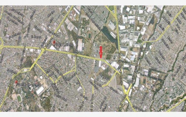 Foto de terreno comercial en venta en diagonal defensores de la republica 1116, rementeria, puebla, puebla, 1907210 no 03