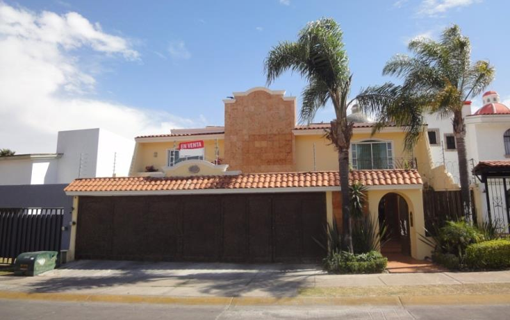 Foto de casa en venta en diagonal sebasti?n bach 5809, residencial del parque, zapopan, jalisco, 1906220 No. 01