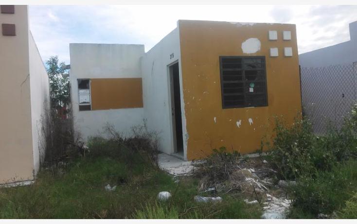 Foto de casa en venta en diamante 215, las margaritas, r?o bravo, tamaulipas, 1724948 No. 01