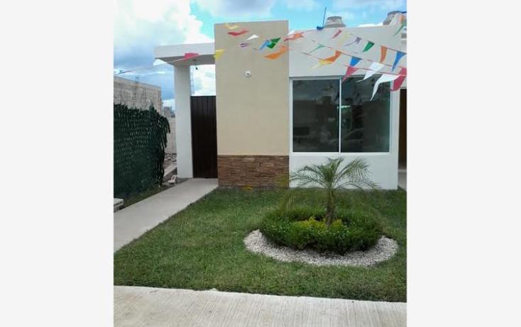 Foto de casa en venta en  , diamante paseos de opichen, mérida, yucatán, 1615132 No. 01