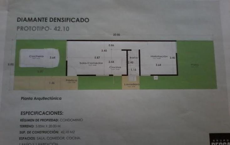 Foto de casa en venta en  , diamante paseos de opichen, mérida, yucatán, 1615132 No. 05