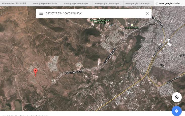 Foto de terreno habitacional en venta en, diamante reliz, chihuahua, chihuahua, 1111529 no 01