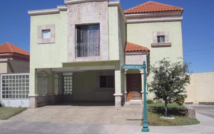 Foto de casa en venta en  , diamante reliz, chihuahua, chihuahua, 1283653 No. 01