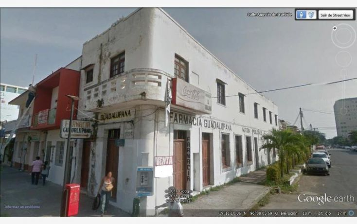 Foto de local en venta en díaz mirón esq iturbide, veracruz centro, veracruz, veracruz, 1595876 no 02