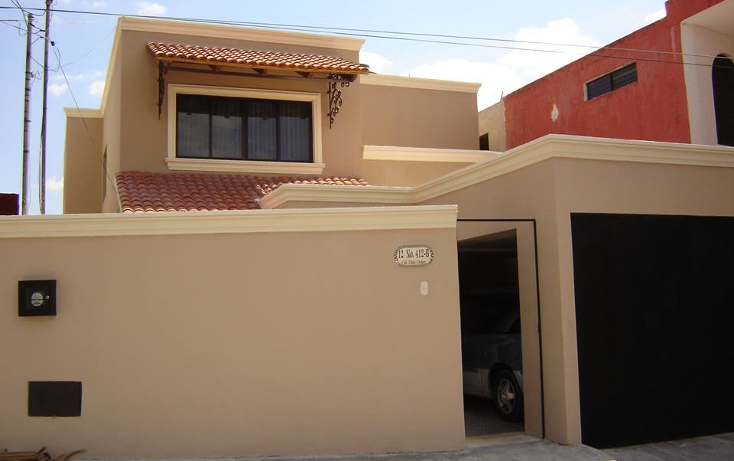 Foto de casa en renta en  , diaz ordaz, mérida, yucatán, 1067257 No. 01