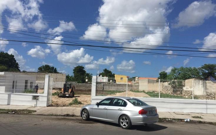 Foto de terreno comercial en renta en  , diaz ordaz, mérida, yucatán, 1098139 No. 01