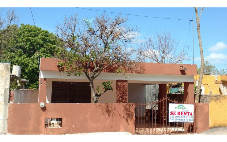 Foto de casa en renta en  , diaz ordaz, mérida, yucatán, 1939189 No. 02