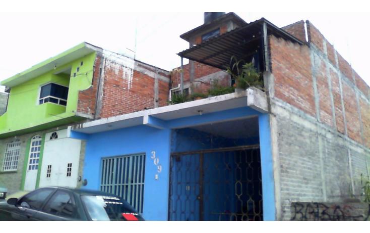 Foto de casa en venta en  , diego de basalenque, morelia, michoacán de ocampo, 1353691 No. 01
