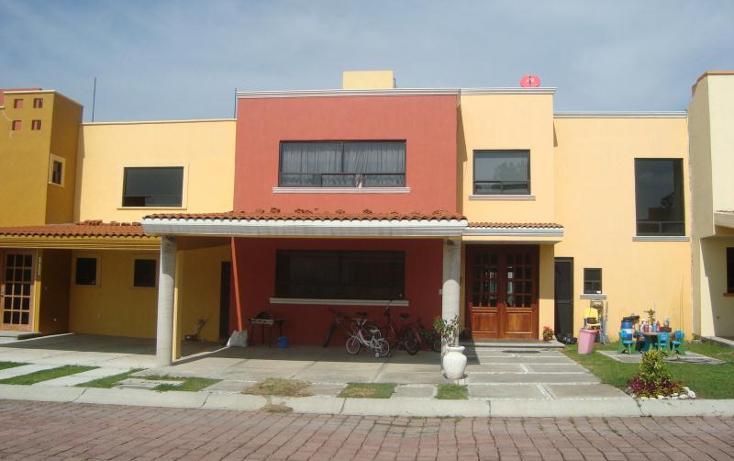 Foto de casa en renta en diego rivera lote 113, santa anita huiloac, apizaco, tlaxcala, 381525 No. 01