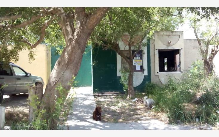 Foto de casa en venta en diego velazquez 36, infonavit conquistadores, r?o bravo, tamaulipas, 2030168 No. 01