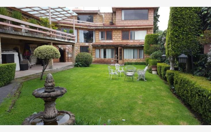 Foto de casa en venta en  38, san pedro mártir, tlalpan, distrito federal, 2796961 No. 01