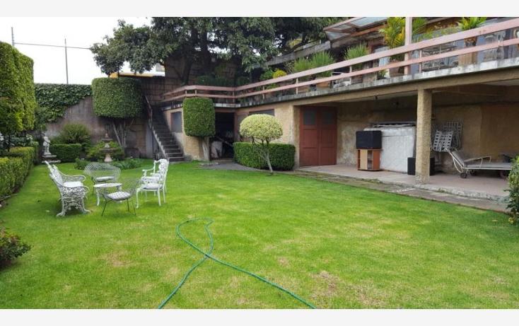 Foto de casa en venta en  38, san pedro mártir, tlalpan, distrito federal, 2796961 No. 03