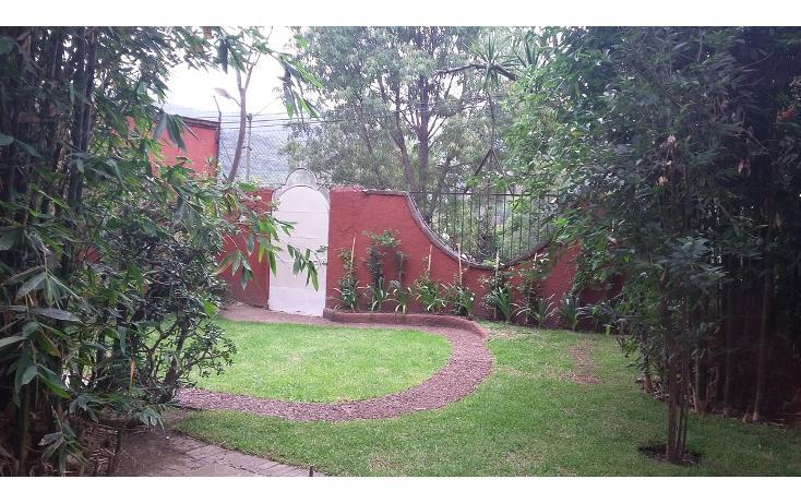 Foto de casa en renta en diligencias , san pedro mártir fovissste, tlalpan, distrito federal, 1965535 No. 15