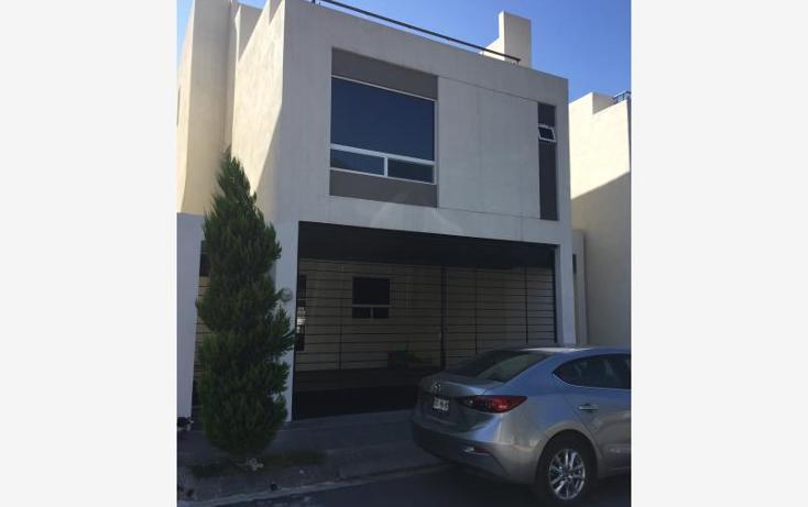 Foto de casa en venta en dima 124, cerradas de valle alto, monterrey, nuevo león, 2753136 No. 01