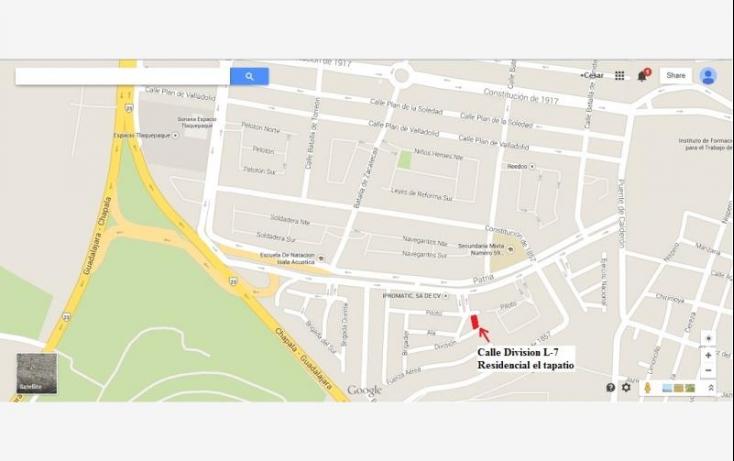 Foto de terreno habitacional en venta en division 7, el tapatío, san pedro tlaquepaque, jalisco, 503320 no 03