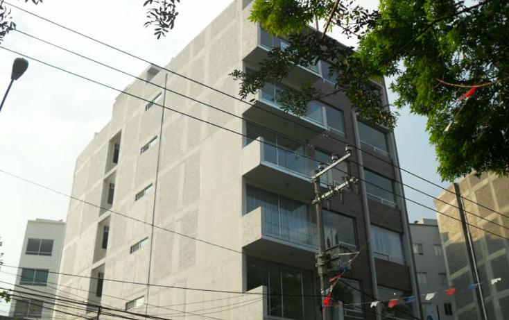 Foto de departamento en renta en  2005, santa cruz atoyac, benito juárez, distrito federal, 2814408 No. 01