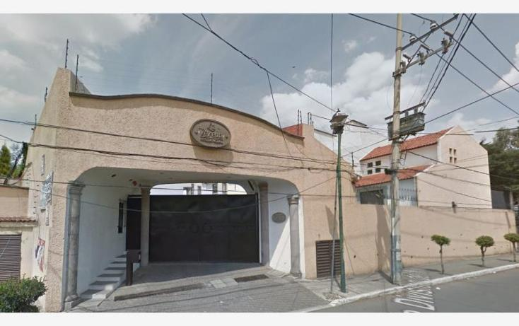 Foto de casa en venta en division del norte 26, lomas de memetla, cuajimalpa de morelos, distrito federal, 2850539 No. 01