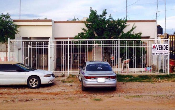 Foto de casa en venta en, división del norte etapa i, ii y iii, chihuahua, chihuahua, 1062323 no 01