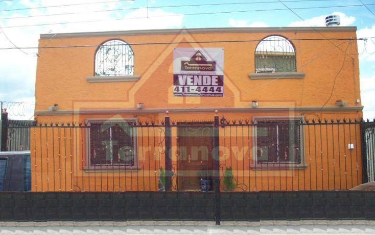 Foto de casa en venta en, división del norte etapa i, ii y iii, chihuahua, chihuahua, 580350 no 01