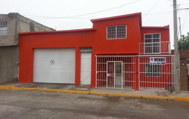Foto de casa en venta en  , división del norte etapa i, ii y iii, chihuahua, chihuahua, 859315 No. 01