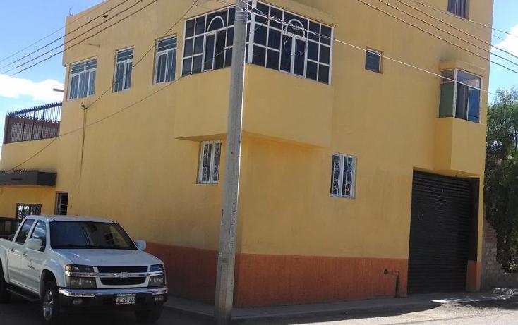 Foto de casa en venta en  , división del norte, guadalupe, zacatecas, 1181525 No. 01