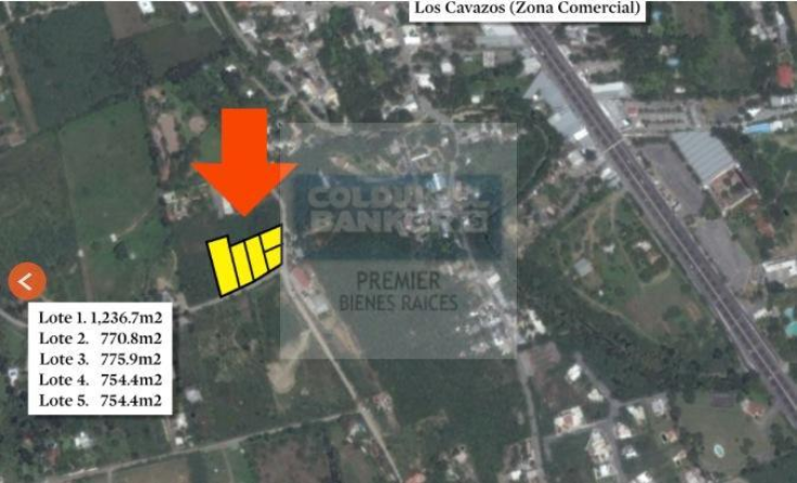 Foto de terreno habitacional en venta en  , huajuquito o los cavazos, santiago, nuevo león, 1535531 No. 01