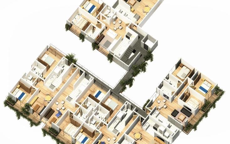 Foto de departamento en venta en doctor jose maria vertiz , narvarte oriente, benito juárez, distrito federal, 3431370 No. 03
