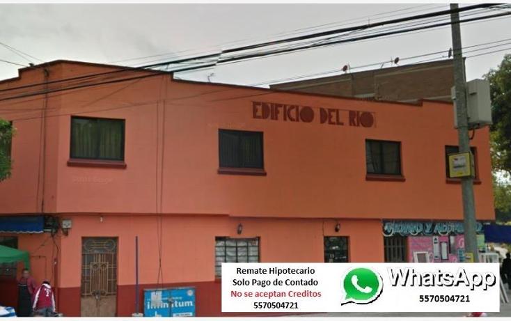 Foto de departamento en venta en doctor velasco 0, doctores, cuauhtémoc, distrito federal, 1762782 No. 01