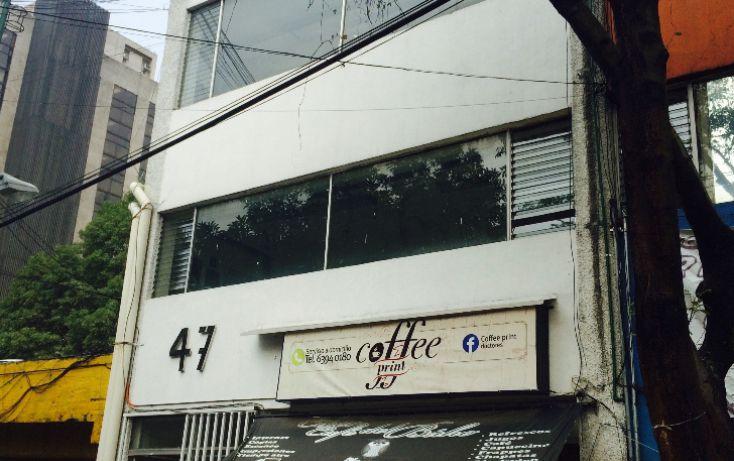 Foto de edificio en renta en, doctores, cuauhtémoc, df, 1544731 no 01