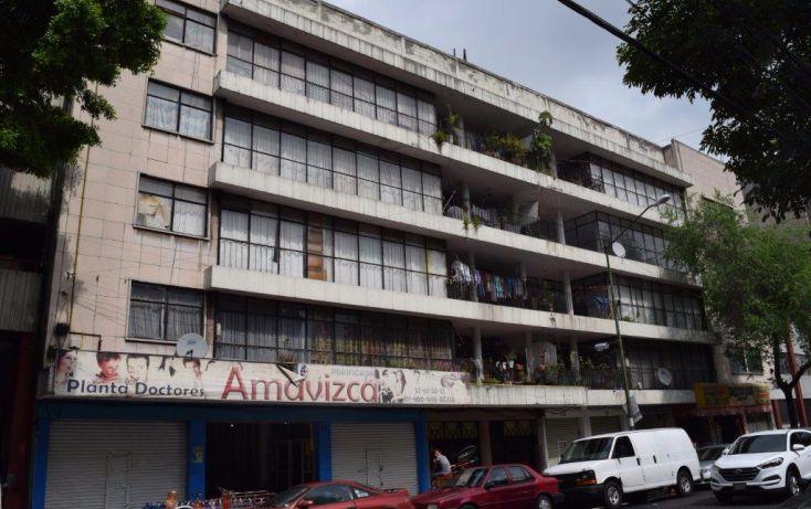 Foto de edificio en venta en, doctores, cuauhtémoc, df, 2026817 no 01