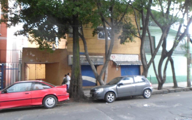 Foto de departamento en venta en  , doctores, cuauhtémoc, distrito federal, 1296745 No. 01