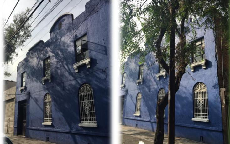 Foto de edificio en venta en  , doctores, cuauhtémoc, distrito federal, 1311583 No. 01