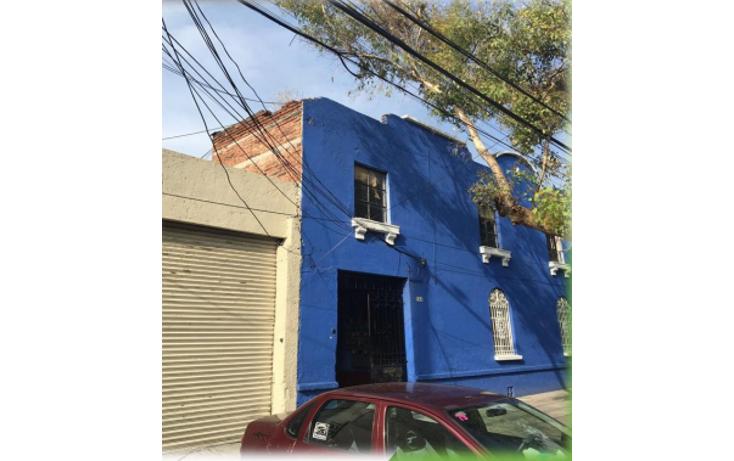 Foto de edificio en venta en  , doctores, cuauhtémoc, distrito federal, 1311583 No. 02