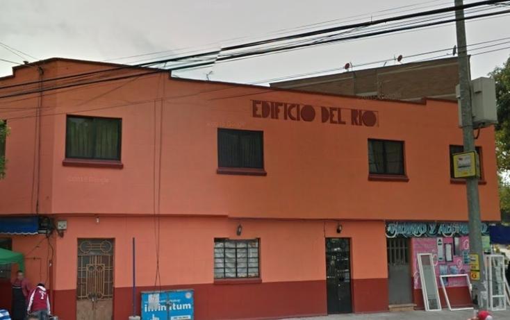 Foto de departamento en venta en velasco , doctores, cuauhtémoc, distrito federal, 1593709 No. 01