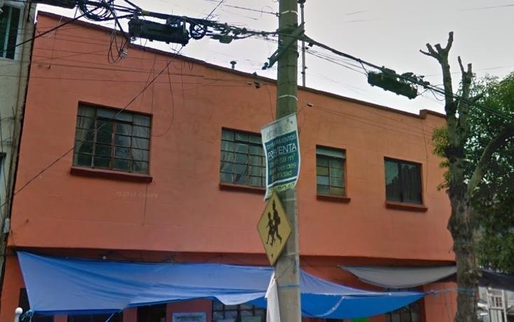 Foto de departamento en venta en velasco , doctores, cuauhtémoc, distrito federal, 1593709 No. 02