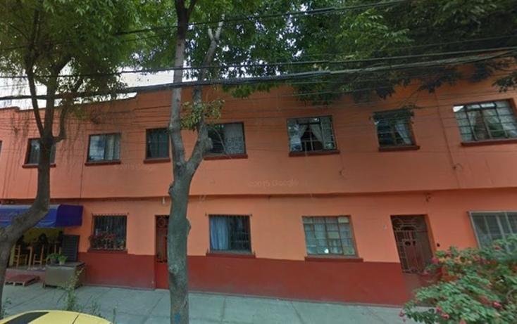 Foto de departamento en venta en velasco , doctores, cuauhtémoc, distrito federal, 1593709 No. 03
