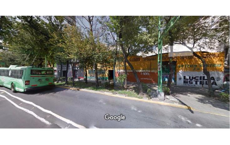 Foto de terreno comercial en venta en  , doctores, cuauhtémoc, distrito federal, 1747678 No. 01