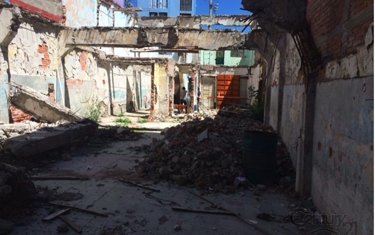 Foto de terreno habitacional en venta en  , doctores, cuauhtémoc, distrito federal, 1791550 No. 01