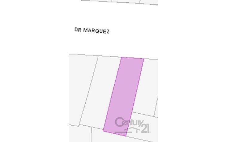 Foto de terreno habitacional en venta en  , doctores, cuauhtémoc, distrito federal, 1791550 No. 03