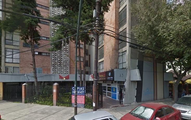 Foto de departamento en venta en  , doctores, cuauhtémoc, distrito federal, 1849132 No. 01