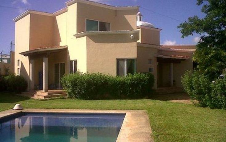 Foto de casa en venta en  , doctores ii, benito ju?rez, quintana roo, 1040587 No. 01