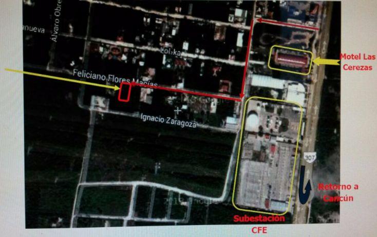 Foto de terreno habitacional en venta en, doctores ii, benito juárez, quintana roo, 1120667 no 03