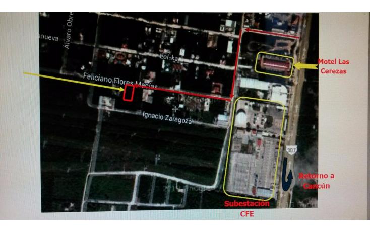 Foto de terreno habitacional en venta en  , doctores ii, benito juárez, quintana roo, 1120667 No. 03