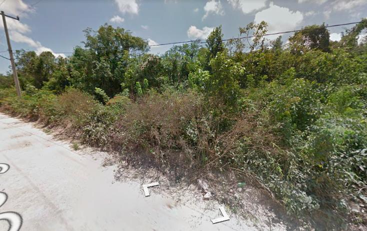 Foto de terreno habitacional en venta en  , doctores ii, benito juárez, quintana roo, 1183695 No. 01