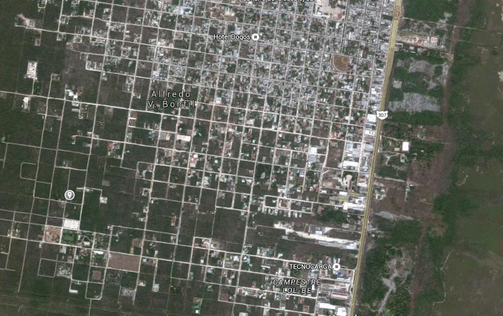 Foto de terreno habitacional en venta en  , doctores ii, benito juárez, quintana roo, 1266247 No. 04