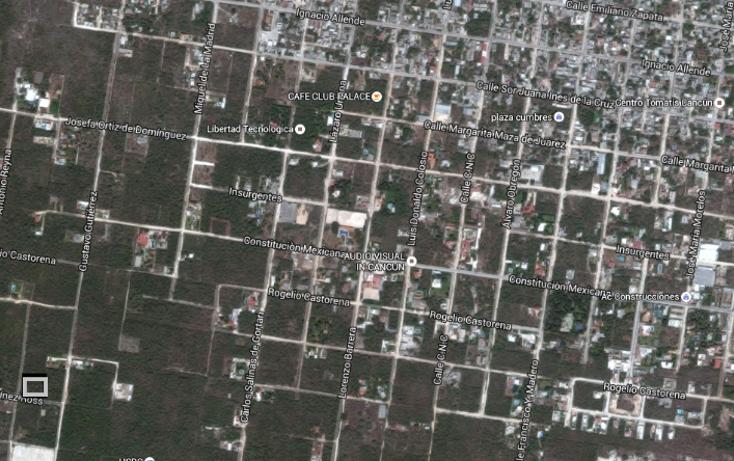 Foto de terreno habitacional en venta en  , doctores ii, benito juárez, quintana roo, 1266247 No. 05