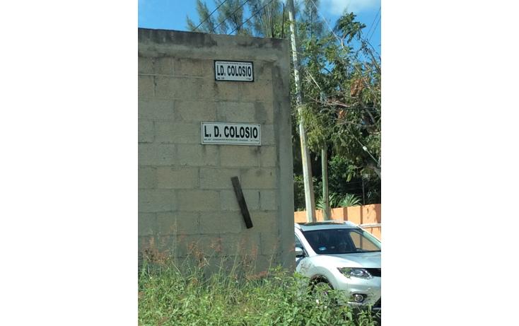 Foto de terreno habitacional en venta en  , doctores ii, benito juárez, quintana roo, 1661864 No. 09